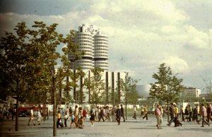 München BMW gyár